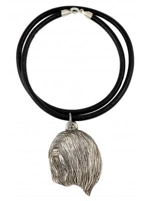 Lhasa Apso - necklace (strap) - 757