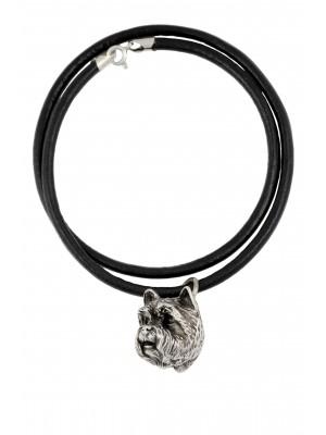 West Highland White Terrier - necklace (strap) - 762