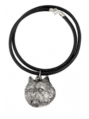 Norwich Terrier - necklace (strap) - 1115