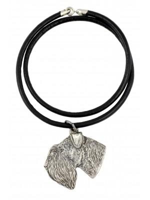 Schnauzer - necklace (strap) - 2704