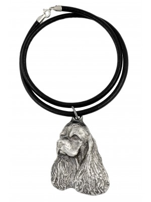 American Cocker Spaniel - necklace (strap) - 2708
