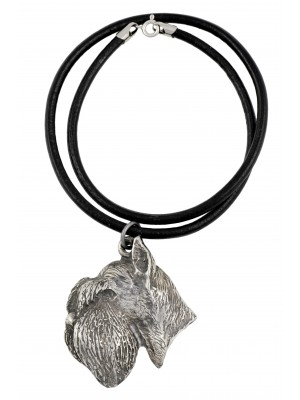 Schnauzer - necklace (strap) - 182