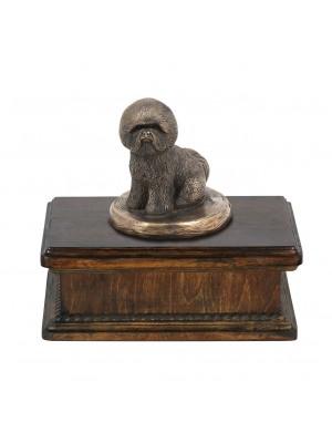 Bichon - exlusive urn