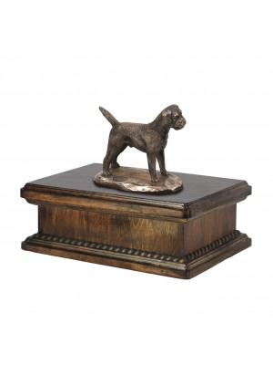 Border Terrier- exlusive urn