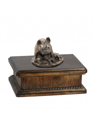 French Bulldog mama- exlusive urn