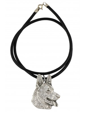 German Shepherd - necklace (strap) - 192