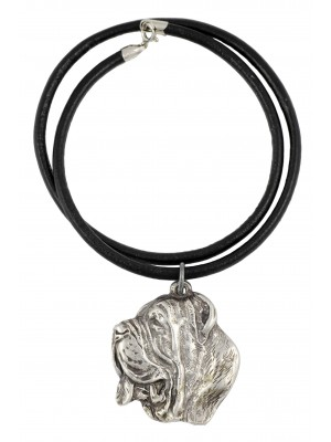 Neapolitan Mastiff - necklace (strap) - 220