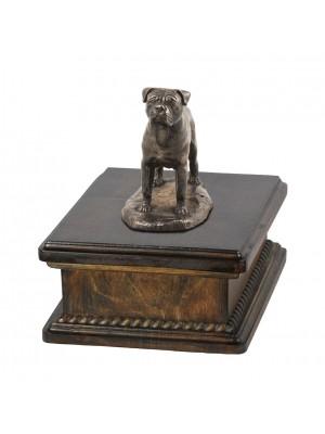 Bullmastiff - exlusive urn