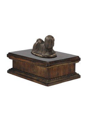 Lhasa Apso- exlusive urn