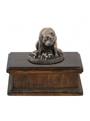 Rottweiler mama- exlusive urn