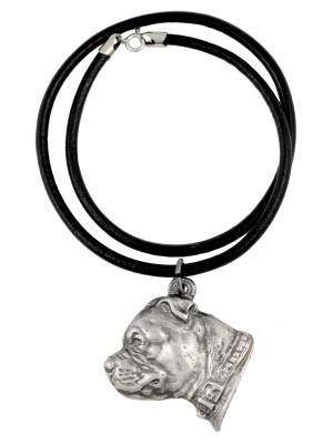 Staffordshire Bull Terrier - necklace (strap) - 356