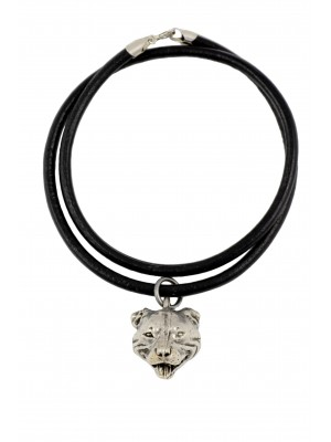 Staffordshire Bull Terrier - necklace (strap) - 373