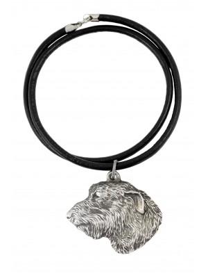 Irish Wolfhound - necklace (strap) - 401