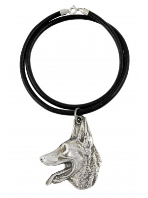 Malinois - necklace (strap) - 432