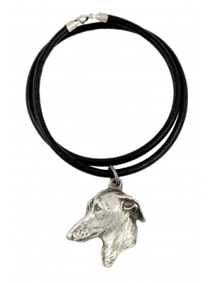 Italian Greyhound - necklace (strap) - 440