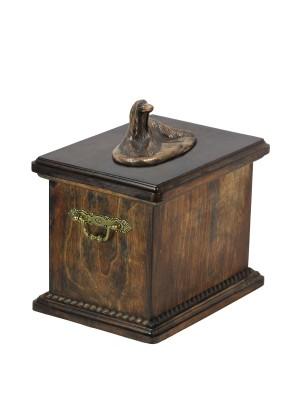 Afghan Hound - urn - 3687 - 36032