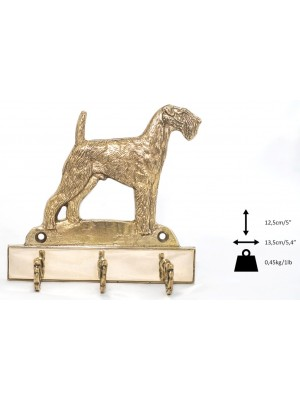 Airedale Terrier - hanger - 1665 - 9671