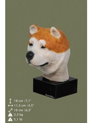 Akita Inu - figurine - 2322 - 24824