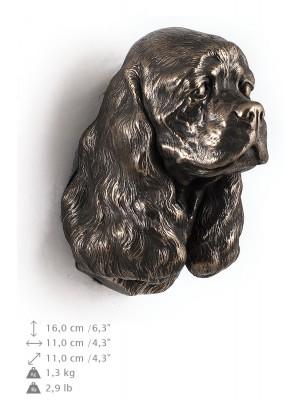 American Cocker Spaniel - figurine (bronze) - 351 - 9860