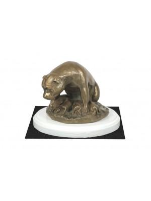 American Staffordshire Terrier - figurine (bronze) - 4545 - 40992