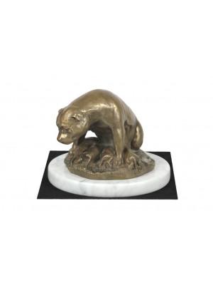 American Staffordshire Terrier - figurine (bronze) - 4546 - 40997