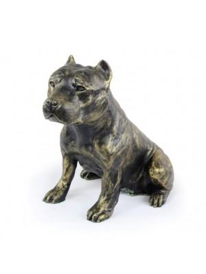 American Staffordshire Terrier - figurine (resin) - 345 - 16234