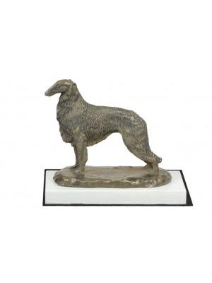 Barzoï Russian Wolfhound - figurine (bronze) - 4589 - 41360