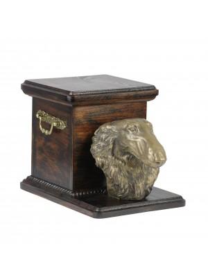 Barzoï Russian Wolfhound - urn - 4105 - 38603
