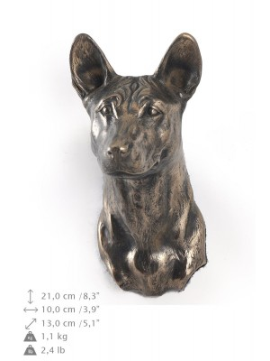 Basenji - figurine (bronze) - 354 - 9862