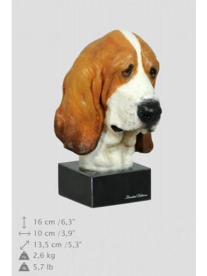 Basset Hound - figurine - 2329 - 24851