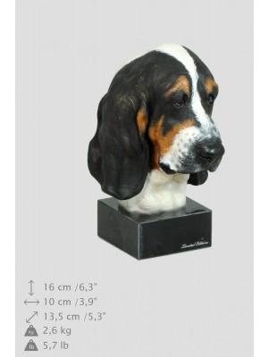 Basset Hound - figurine - 2330 - 24852