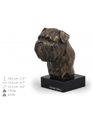 Belgium Griffon - figurine (bronze) - 230 - 9151