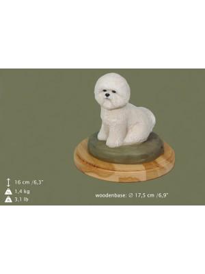 Bichon Frise - figurine - 2362 - 24971