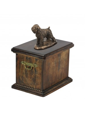 Black Russian Terrier - urn - 4030 - 38077