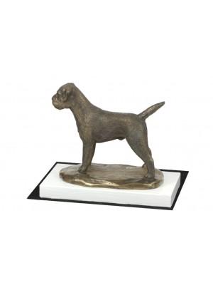 Border Terrier - figurine (bronze) - 4555 - 41120