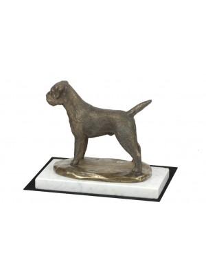 Border Terrier - figurine (bronze) - 4594 - 41385
