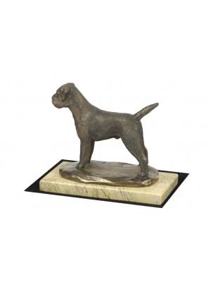 Border Terrier - figurine (bronze) - 4637 - 41612