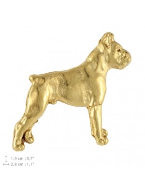 Boxer - pin (gold plating) - 2376 - 26100