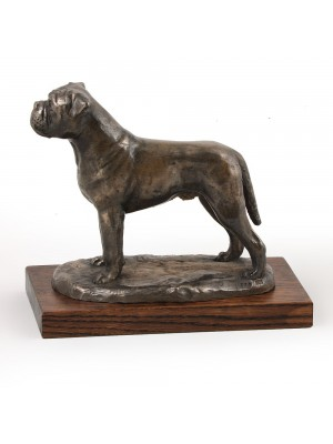 Bullmastiff - figurine (bronze) - 593 - 3222