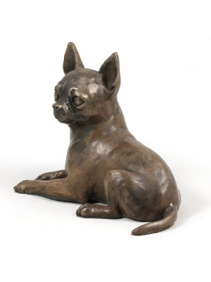 Chihuahua - figurine (bronze) - 702 - 3584