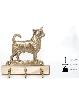 Chihuahua Smooth Coat  - hanger - 1662 - 9658
