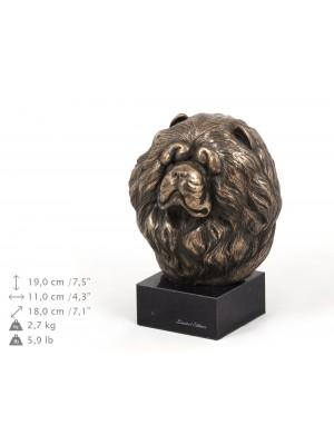 Chow Chow - figurine (bronze) - 200 - 9127