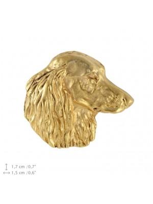 Dachshund - pin (gold plating) - 2380 - 26120