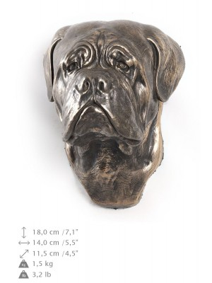 Dog de Bordeaux - figurine (bronze) - 430 - 9886