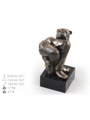 English Bulldog - figurine (bronze) - 325 - 9192
