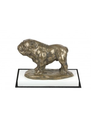 English Bulldog - figurine (bronze) - 4553 - 41111