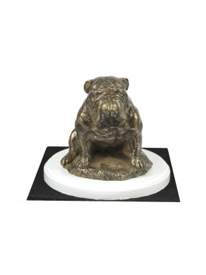 English Bulldog - figurine (bronze) - 4560 - 41158