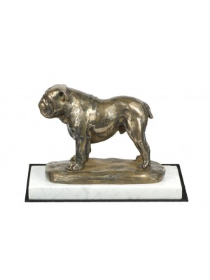 English Bulldog - figurine (bronze) - 4605 - 41441