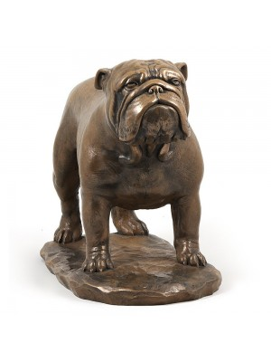 English Bulldog - figurine (bronze) - 657 - 2977