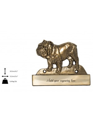 English Bulldog - tablet - 1667 - 9683